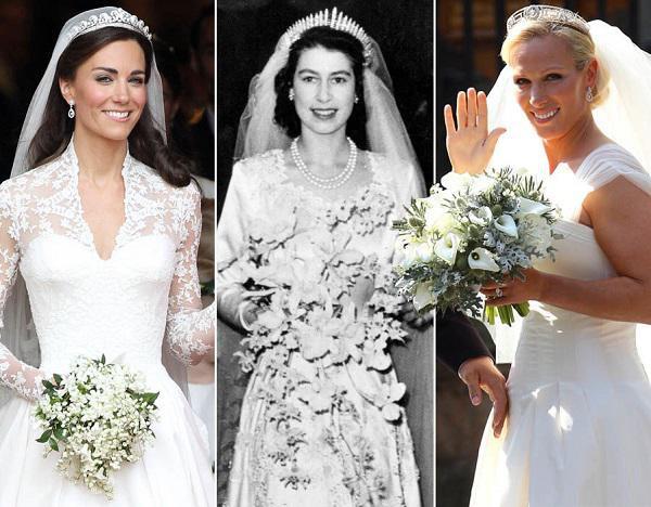 Mỗi bó hoa của cô dâu hoàng gia Anh đều mang ý nghĩa đặc biệt và đằng sau đó là những bí mật thú vị.