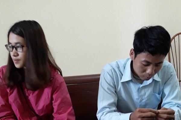 Vợ chồng Trương Văn Dỏng và Nguyễn Thị Thu tổ chức rao giảng đạo trái pháp luật