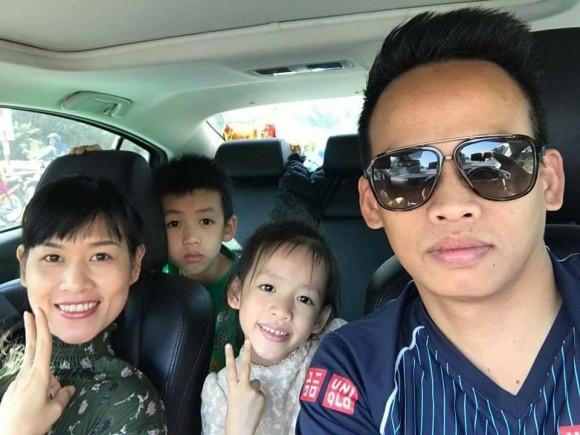 Tổ ấm hạnh phúc của nữ diễn viên Hà Hương.