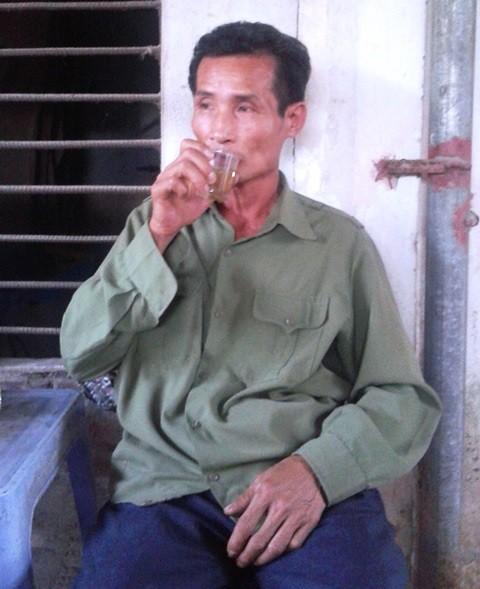 Ông Nguyễn Văn Thắng, trưởng thôn Thượng cho biết anh D. là người hiền lành, cần cù lao động.
