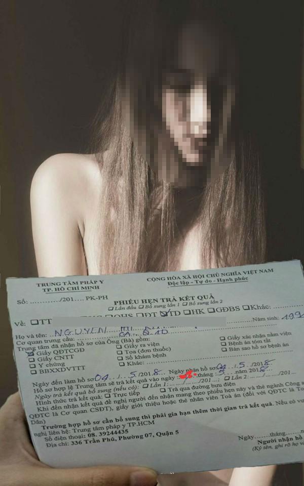 K.P tung bằng chứng tố cáo KTS kiêm họa sĩ nổi tiếng xâm hại tình dục khi vẽ ảnh nude.