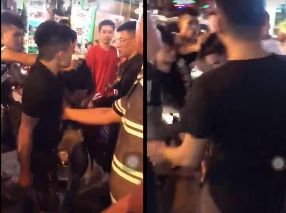 Hà Nội: Thanh niên sửa điều hòa tán tỉnh chủ nhà, bị người chồng phát hiện đánh tới tấp