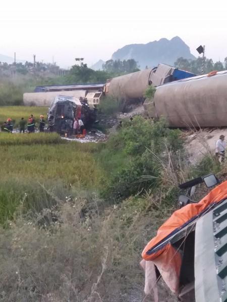 Vụ tai nạn đặc biệt nghiêm trọng khiến hơn 10 người thương vong