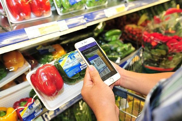 App iCheck còn truy xuất nguồn gốc xuất xứ của các loại rau củ (Nguồn: Luật Việt Nam)