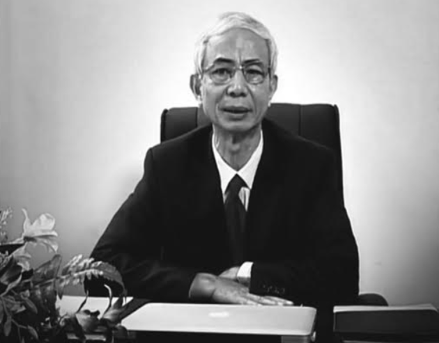PGS.TS, nghiên cứu viên cao cấp Nguyễn Thượng Dong