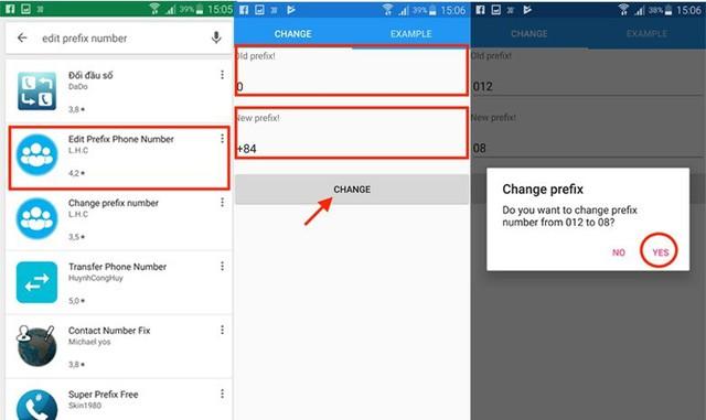 Sau khi tải phần mềm về, khởi động phần mềm và điền thông số theo hướng dẫn (ảnh chụp màn hình).