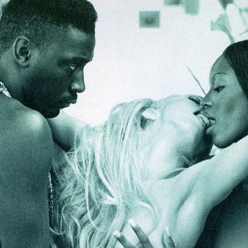 Naomi và Madonna