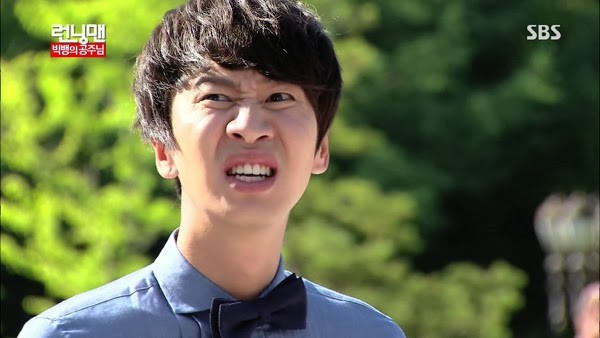 Lee Kwang Soo rất được yêu thích trong Running Man.