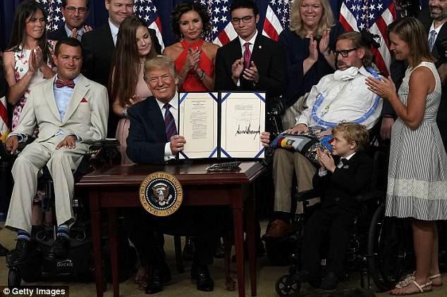 Dự luật Quyền được thử được thông qua sẽ đem tới nhiều cơ hội mới cho những người mắc bệnh nan y