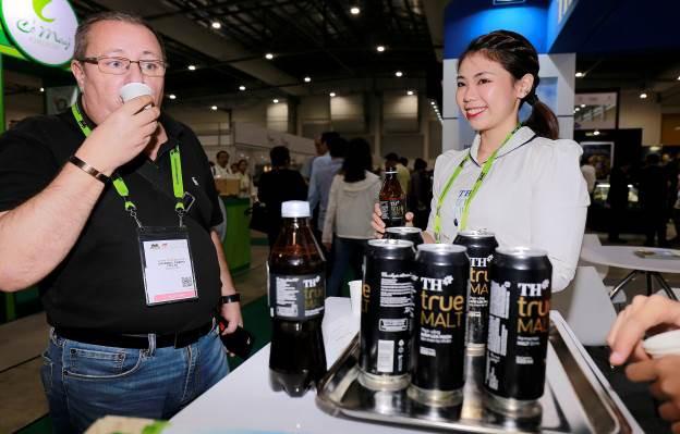 Hầu hết khách hàng khi uống thử đều yêu thích vị chua ngọt dịu, thơm mùi lúa mạch, phù hợp với khẩu vị Châu Á