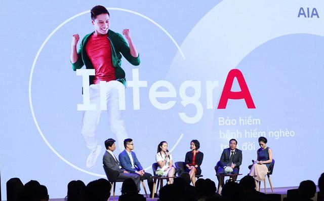 AIA kỳ vọng sản phẩm sẽ mở ra một xu hướng mới trong ngành bảo hiểm nhân thọ tại Việt Nam.