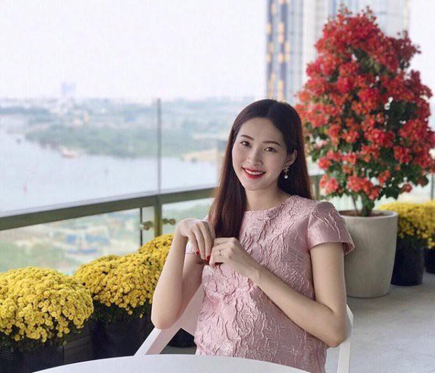 Đặng Thu Thảo hạ sinh con gái đầu lòng vào tháng 3 vừa qua.