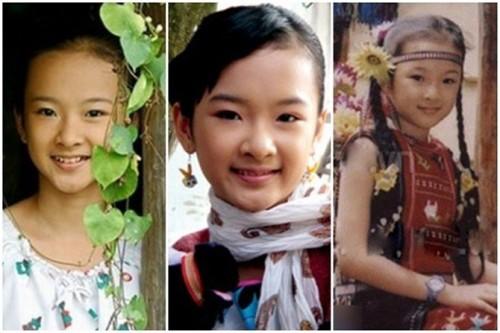 Angela Phương Trinh hồi nhỏ