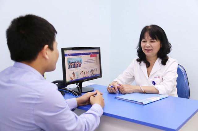 PGS.TS.BS Trịnh Thị Ngọc – Phó Chủ tịch Hội Gan Mật Hà Nội