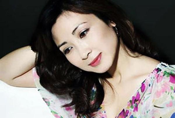 Nhan sắc ngọt ngào của nữ diễn viên Khánh Huyền.