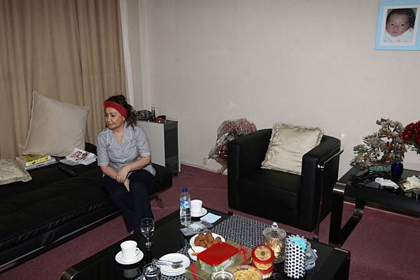 Phòng giam đầy đủ tiện nghi của Artalyta Suryani. Ảnh: Al Jazeera.