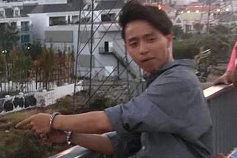 Đối tượng Quang, người trực tiếp nổ súng bắn anh P..