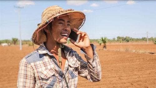 Ở những vùng xa xôi, hẻo lánh của Myanmar, sóng 4G của Mytel cũng đã phủ tới.