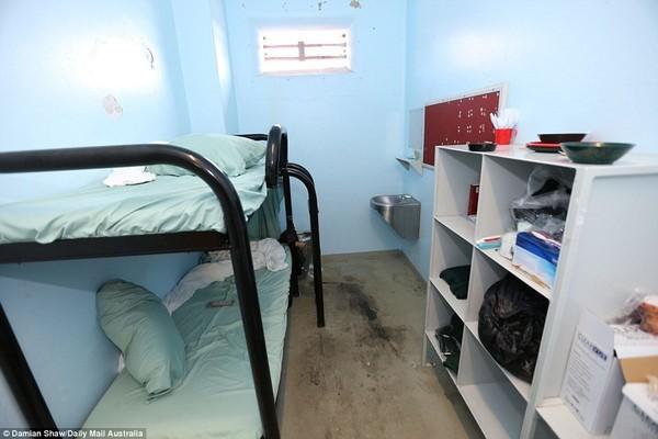 Nhà tù nơi Cao Vân Tường bị tạm giam.