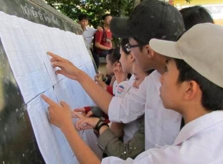 Các trường ngoài công lập tại Hà Nội được chọn 2 phương thức tuyển sinh lớp 10. Ảnh: TL