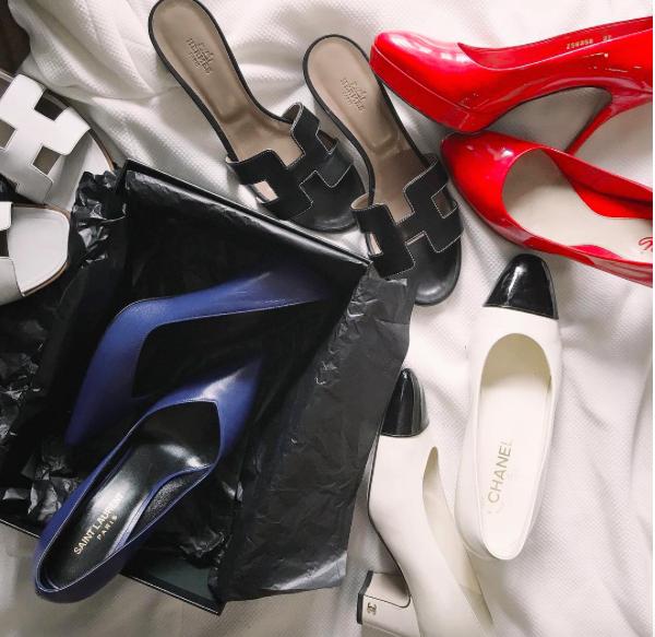 Những đôi giày đắt đỏ từ các thương hiệu nổi tiếng thế giới