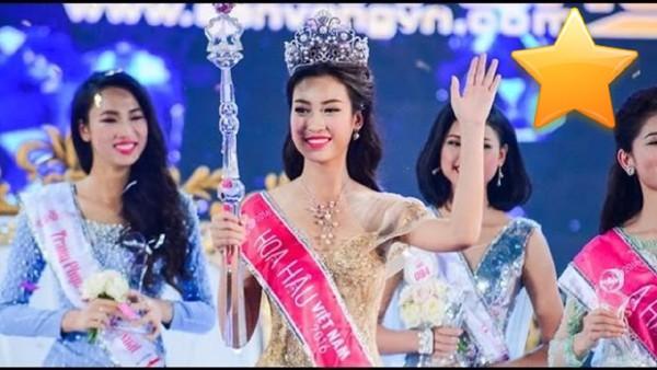 Cuối cùng, người đẹp giành danh hiệu Hoa hậu Việt Nam 2016.
