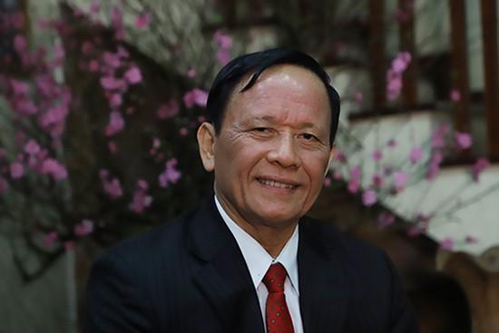 Tiến sĩ luật, nhà báo Dương Thanh Biểu, nguyên Tổng biên tập báo Bảo vệ pháp luật. Ảnh: B.Loan