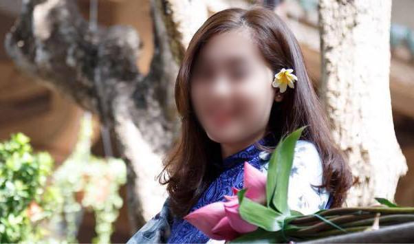 Chị N. đã bị sát hại sau hai ngày gia đình trình báo công an xã Huy Đức (H.Bình Chánh) mất tích. ẢNH: GIA ĐÌNH CUNG CẤP