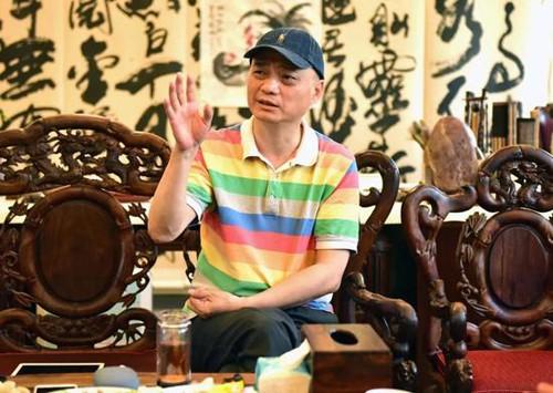 MC, nhà sản xuất nổi tiếng Trung Quốc Thôi Vĩnh Nguyên.