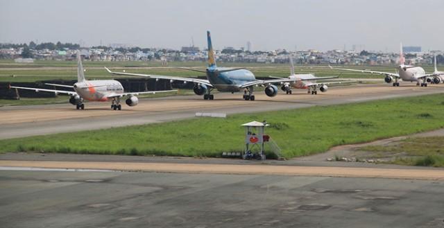 Các phi công Vietnam Airlines phản ánh bị đối xử bất công và bóc lột lao động trong thời gian dài. Ảnh: Tiến Đạt