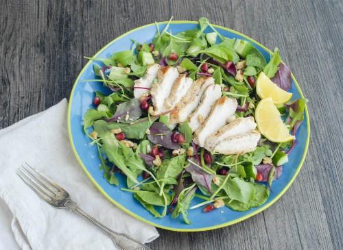 Món ăn tốt cho sức khỏe, lại ngon miệng, giúp đa dạng những món khai vị của gia đình bạn.