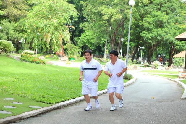 Người cao huyết áp nên chọn môn thể thao nhẹ nhàng