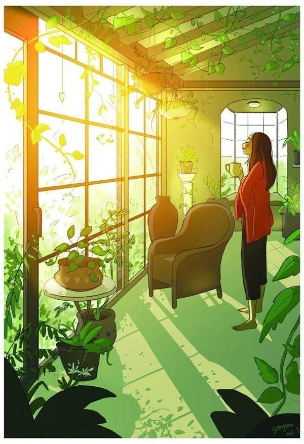 Minh họa bởi YaoYao