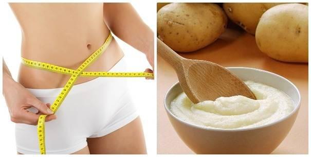 Kết quả hình ảnh cho giảm cân bằng khoai tây