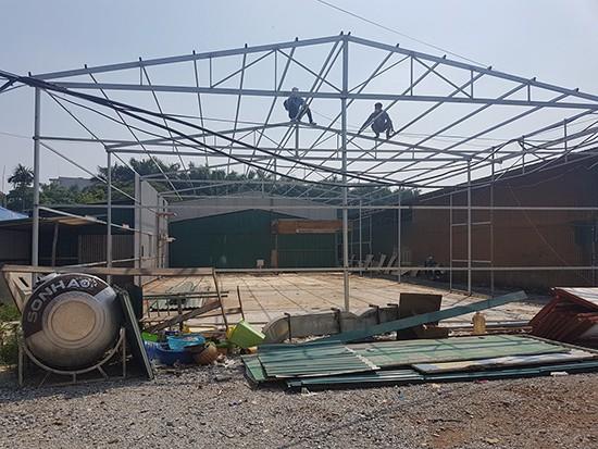 Sau bài bài phản ánh của Báo Gia đình & Xã hội, Tổng Công ty Vận tải Hà Nội đã có thông tin phản hồi về tình trạng quản lý, sử dụng đất tại đây.