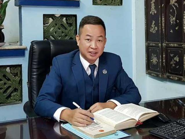 Luật sư Nguyễn Anh Thơm, Đoàn luật sư TP Hà Nội.