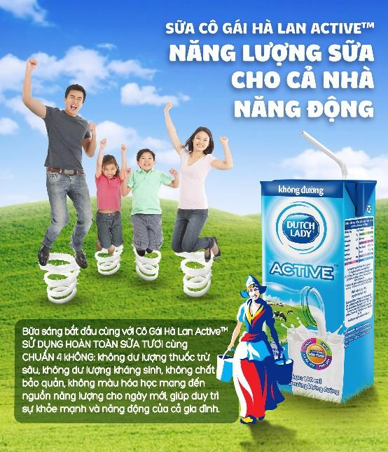 Không màu hóa học: Không sử dụng màu hóa học cho sản phẩm, Cô Gái Hà Lan giữ trọn màu sắc tươi ngon ban đầu của nguồn sữa đạt chuẩn.