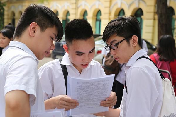 Nhiều thí sinh tỉnh miền núi Hà Giang đạt điểm gần tuyệt đối môn thi Toán