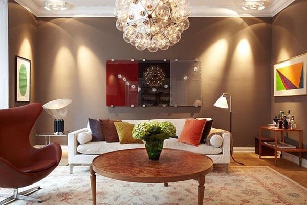 Khi lựa chọn đèn trang trí phòng khách không chỉ phải chú ý tới kích thước, kiểu dáng và màu sắc mà chất lượng đèn cũng vô cùng quan trọng.
