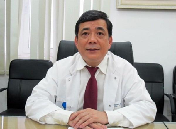 Tiến sĩ Phạm Văn Bình