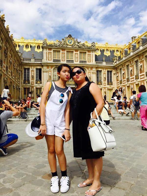 Huỳnh Giao có sở thích đi du lịch cùng gia đình