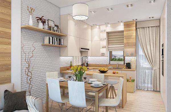 Thiết kế nội thất căn hộ nhỏ, hẹp sẽ không còn gặp khó khăn nếu bạn tuân thủ một số nguyên tắc cơ bản.