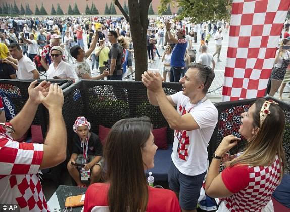 Người Croatia đã sẵn sàng cho thời khắc lịch sử