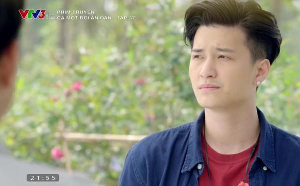Sau nhiều bộ phim khác, Huỳnh Anh hot trở lại với phim Cả đời ân oán.