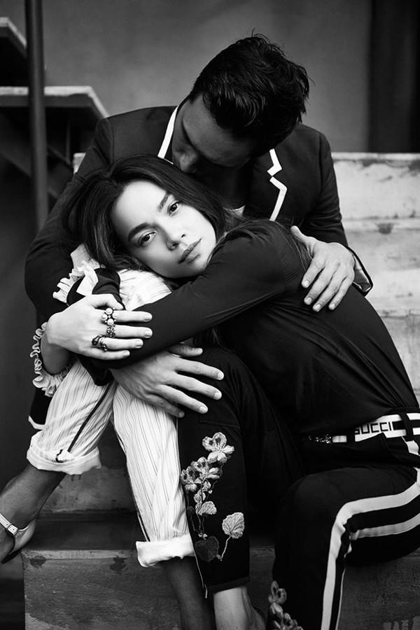 Nhiếp ảnh gia Mạnh Bi khoe ảnh Hà Hồ - Kim Lý.