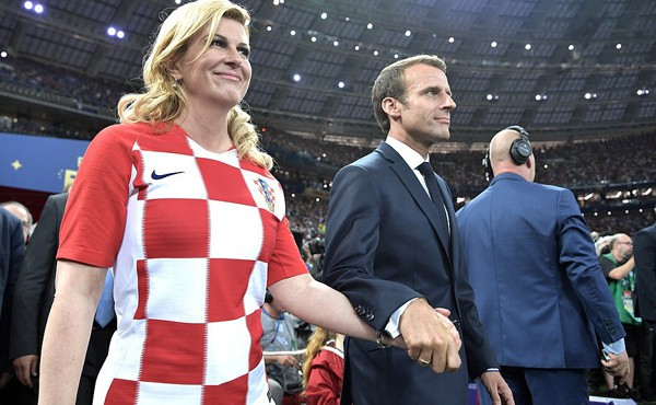 Với hai nhà lãnh đạo, môn thể thao đã kéo họ xích lại với nhau.