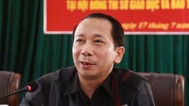 """Phó Chủ tịch UBND tỉnh Hà Giang Trần Đức Quý: Tôi cho rằng động cơ của sự việc này là không trong sáng""""."""
