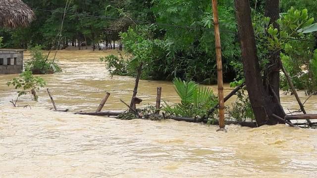 Lũ về khiến 4 người trong một gia đình tại huyện Lang Chánh chết và mất tích