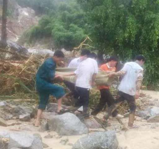 Lực lượng chức năng tìm thấy thi thể nạn nhân thứ 2