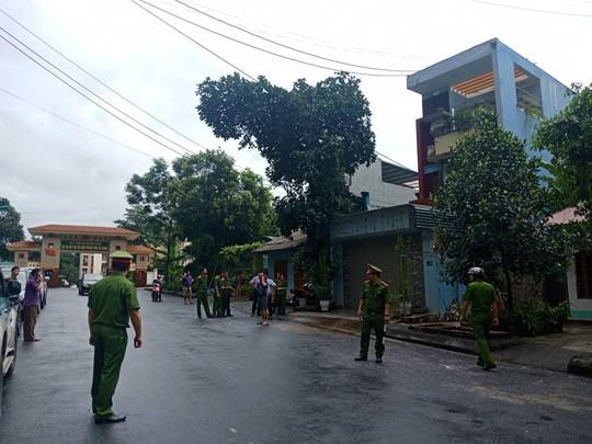 Ngày 20/7, công an khám nhà Vũ Trọng Lương.